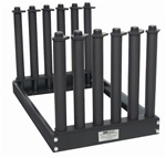 Burco Redi Rack 5 Slot With 15in Masts